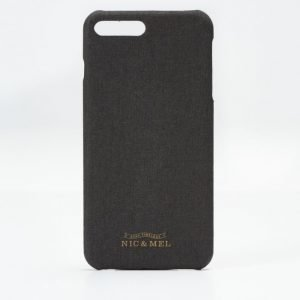 Nic & Mel Nic & Mel Neil Hardcase iPhone 7+ 90 Anthracite