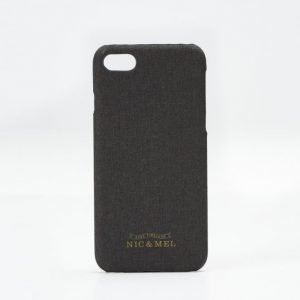 Nic & Mel Nic & Mel Neil Hardcase iPhone 7 90 Anthracite