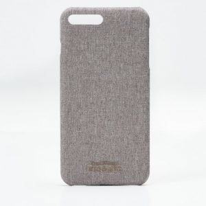 Nic & Mel Nic & Mel Neil Hardcase iPhone 7+ 91 Light Grey