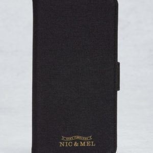Nic & Mel Nic & Mel Niel Battery Bookcase iPhone 6 90 Anthracite