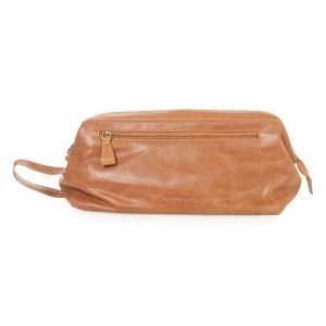 Nic & Mel Nic & Mel Sean Toiletry Bag Cognac