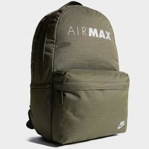 Nike Air Max Backpack Reppu Khaki