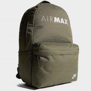 Nike Air Max Backpack Reppu Khaki