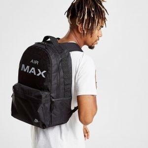 Nike Air Max Backpack Reppu Musta