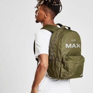 Nike Air Max Backpack Reppu Olive