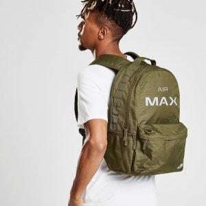 Nike Air Max Backpack Reppu Olive