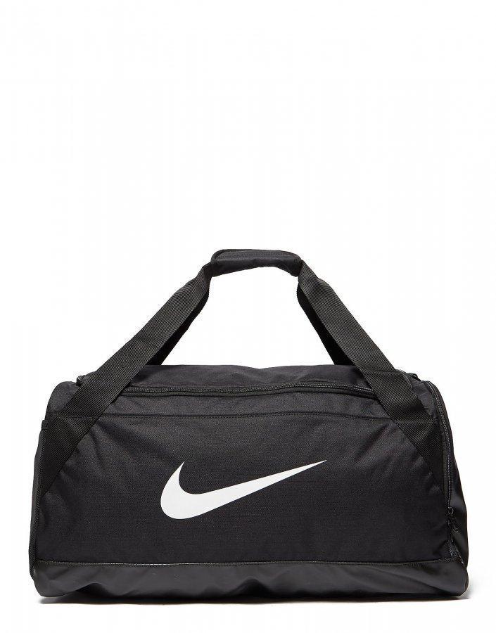 Nike Brasilia Medium Duffle Bag Treenikassi Musta