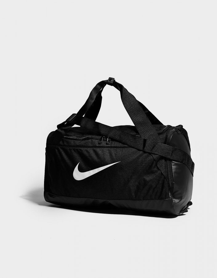 Nike Brasilia Small Duffle Bag Treenikassi Musta