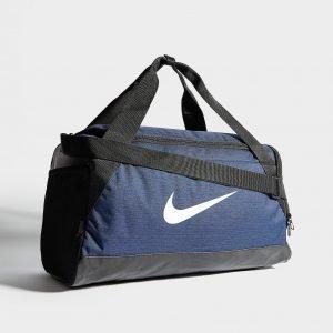 Nike Brasilia Small Duffle Bag Treenikassi Obsidian / Black