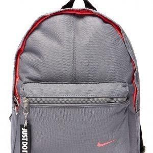 Nike Classic Mini Backpack Reppu Harmaa