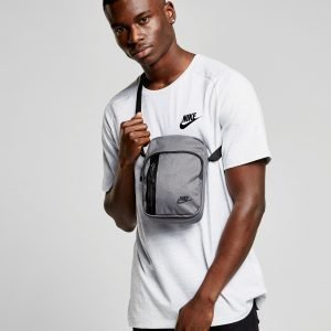 Nike Core Small Crossbody Bag Olkalaukku Tummanharmaa
