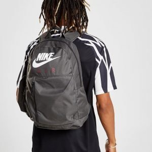 Nike Elemental Backpack Reppu Harmaa