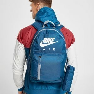 Nike Elemental Backpack Reppu Sininen