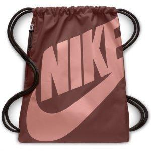 Nike Heritage Jumppapussi Ruskea