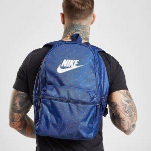 Nike Heritage Polka Reppu Sininen