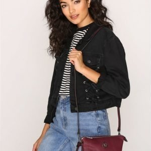 Nypd Crossbody Paris Olkalaukku Wine Red