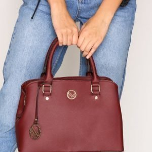 Nypd Handbag Soho Käsilaukku Wine Red