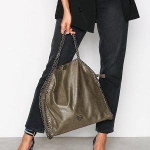 Nypd Shoulderbag Odessa Käsilaukku Khaki