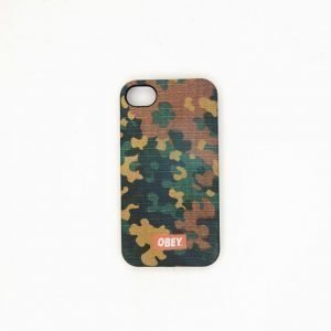 Obey Iphone 4/S Textile Dissent Case