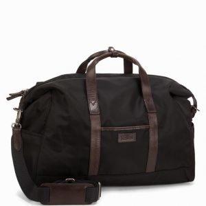 Oscar Jacobson OJ Bag Male Laukku Musta/Brown