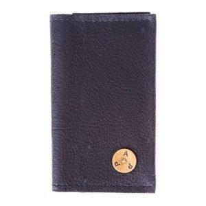 P.A.P P.A.P Card Wallet Black