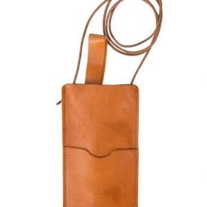 P.A.P P.A.P Klippan Leather iPhone 6+ Cover Tan