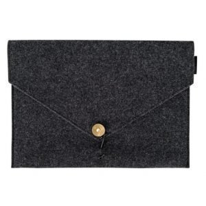 "P.A.P P.A.P Kungsten Felt Laptop Cover 13"" Dark Grey"