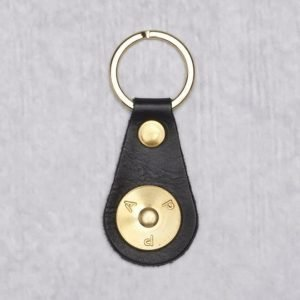 P.A.P P.A.P Robin Key Ring Black