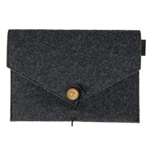 P.A.P P.A.P Saltholmen Felt iPad Cover Dark Grey