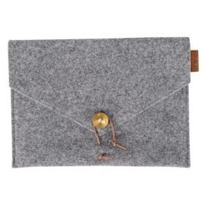 P.A.P P.A.P Saltholmen Felt iPad Cover Light Grey