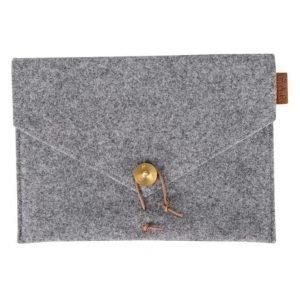 P.A.P P.A.P Saltholmen Felt iPad Cover Light Grey