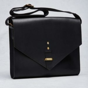 "P.A.P P.A.P Yannick 13"" Shoulder Bag Black"
