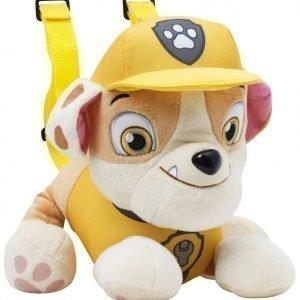 Paw Patrol Reppu Rubble Keltainen
