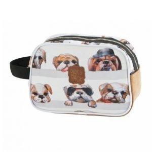 Pick & Pack Dogs Kosmetiikkalaukku