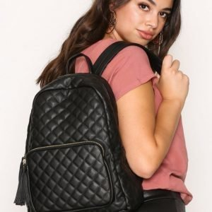 Pieces Pcnanci Backpack Reppu Musta