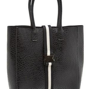Pieces Taylor Shopping Bag Black