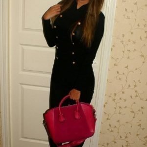 Pinkki laukku