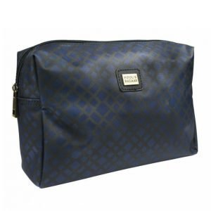 Pipol's Bazaar Crocetta Big Cosmetic Dark Blue Kosmetiikkalaukku