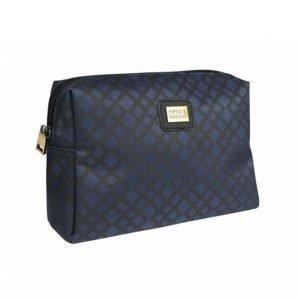 Pipol's Bazaar Crocetta Small Cosmetic Dark Blue Kosmetiikkalaukku