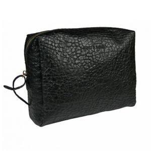 Pipol's Bazaar Handy Cosmetic Medium Black Kosmetiikkalaukku