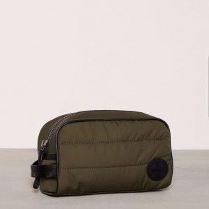 Polo Ralph Lauren Puffa Shavek-Tech Case-Nylon Toilettilaukku Olive