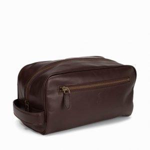 Polo Ralph Lauren Shave Kit Travel Toilettilaukku Mahogany