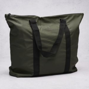 Rains Rains Tote Bag Green