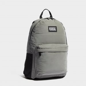 Rascal Bordeaux Backpack Reppu Harmaa
