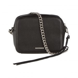 Rebecca Minkoff 4 Zip Moto Camera Bag Nahkalaukku