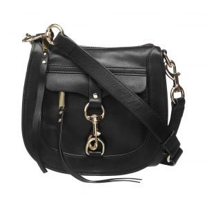 Rebecca Minkoff Dog Clip Saddle Nahkalaukku