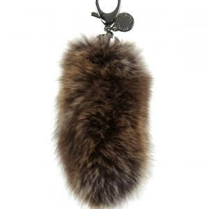 Rebecca Minkoff Fox Tail Bag Charm Laukkukoru