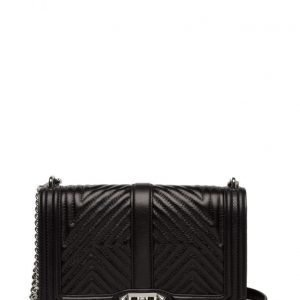 Rebecca Minkoff Geo Quilted Love Crossbody olkalaukku