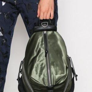 Rebecca Minkoff Julian Nylon Backpack Reppu Vihreä