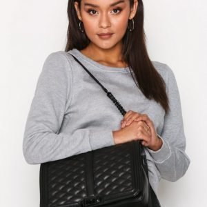 Rebecca Minkoff Jumbo Love Crossbody Olkalaukku Black